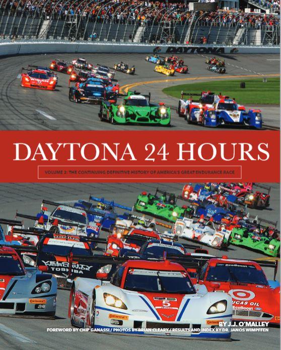 Daytona 24 Hours volume 2 book cover