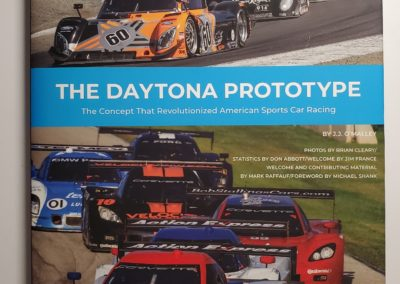 Daytona Prototypes Hardcover